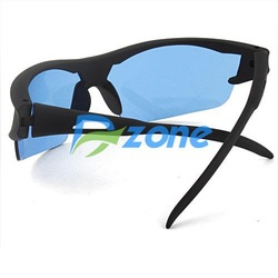 1Pcs/lot New Bicycle Bike Sport Cycling Safety Glasses Goggle 5 Lens [3633|01|01](China (Mainland))