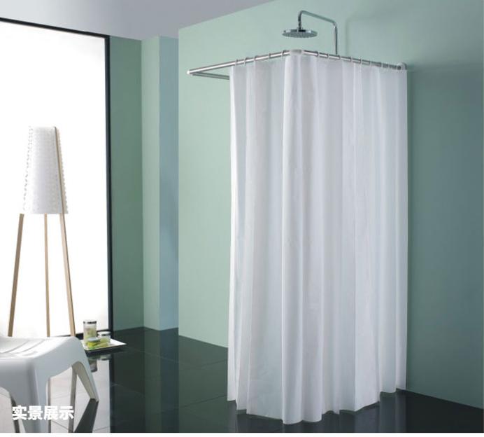 Acquista all 39 ingrosso online u asta di tenda da grossisti - Asta tenda doccia ...