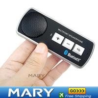 Hot Selling Handfree Car Kit Multipoint Speakerphone bluetooth handsfree speakerphone MR9008