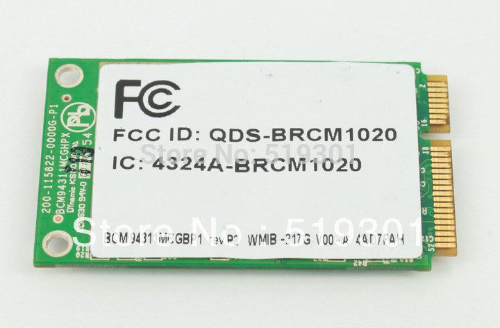 Compaq M2000 Intel 802.11g MiniPCI Wireless 359106-001