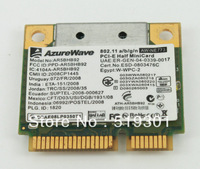 Atheros Dual-Band AR9280 AR5BHB92 ABGN 300Mbp Wireless Card for DELL E6400 Half-S