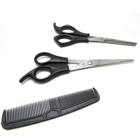 3 In 1 Hair Cutting Thinning Hairdressing Shears Scissors Comb tool Set Barber New wholesale