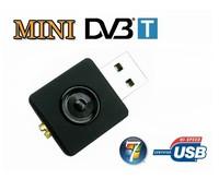 F05430 2013 Mini USB DVB-T R820T + 2832U Supports SDR Aircraft Tracking DVB-T Stick Dongle Tuner Receiver + Free shipping