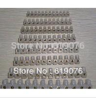 X3-1012(10A 12P)   Flame retardant plastic barrier  terminal blocks