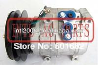 Denso 10S15C/10S17A A/C Compressor for Caterpillar John Deere Tractor Komatsu 447220-4052 247300-0510 421-07-31221 447170-9100