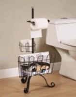 Litas towel rack paper towel holder magazine rack
