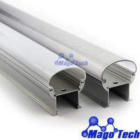 DHL/FEDEX /EMS Free shipping- 100CM  LED  profiles for  24W  wash wall profile heatsink