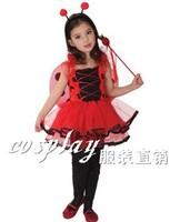 Cosplay costumes Halloween kindergarten stage Cos bee costume birthday evening dress