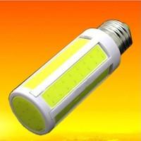Ultra Bright Warm white 2700~3500K E27 10W  LED Light Bulb Corn Lighting LED Lamp, Free Shipping