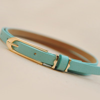 Min.order is $10 (mix order),Hot!!!   Popular south Korean fashion belts(fine)