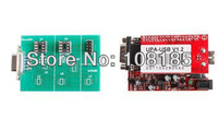 Newest UPA USB Programmer V1.2 with Full Adaptors 25 parts , upa with 100% high quality