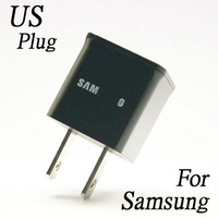For Samsung S3 i9300 5V 1A Black US Plug AC Power Adapter USB 2.0 Wall Charger For iphone 4 4s MP3 mp4 100pcs/lot Free DHL