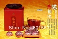 promotion free shipping Flavor Pu er Pu'erh tea yunnan Puer tea Chinese tea , 5 years old tea, 40 pcs / box , hot sale