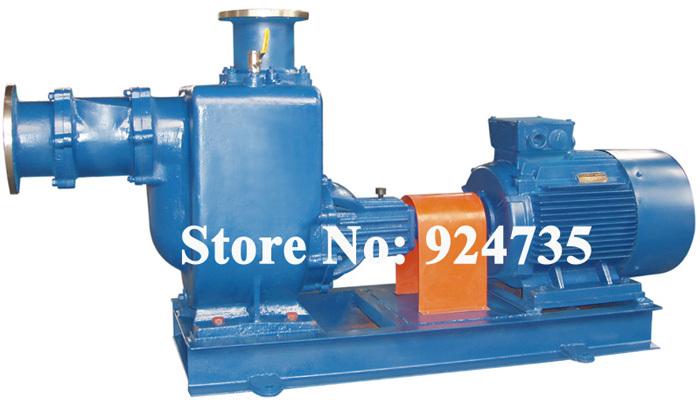 Blue and Red ZW65-65-25 Self Suction Sewage Pump(China (Mainland))