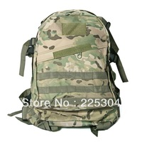Nylon Military Army Rucksack Backpack Shoulder Bag Travel Camping Hiking Outdoor