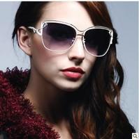Ld 2013 glasses anti-uv sunglasses female big box fashion sunglasses large sunglasses