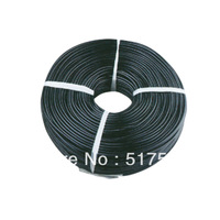 "wholesale drip irrigation hose 200m-pack Drip Irrigation 1/4"" virgin plastic standard 4 /7mm Drip hose for irrigation"