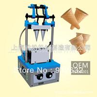 Ice cream wafer machine, Ice cream cones, Egg roll machine