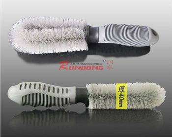 High Quality Car Wheel Brush Car Tire Clean Auto Tire Cleaning Brushes Wheel Washing Brush Car Cleaning Tool