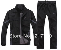 Free shipping 2014 During the spring and autumn fashion male sports/leisure suit,Men's jacket suits
