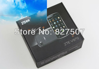 "ZTE V970 4.3"" IPS touch screen Android4.0 phone WIFI GPS CPU MTK6577 1G RAM+4G ROM Russian support"
