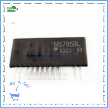 M57959L SIP12 Powerex IC GATE DRIVER FOR IGBT 10pcs/lot