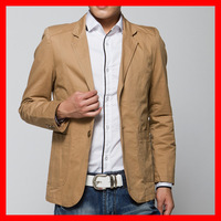 2013  New Arrival  Men's  Plus  Size(M-8XL) Business and Casual Suit,  Three Buttons Single-Breasted  Coat Jacket  G1286