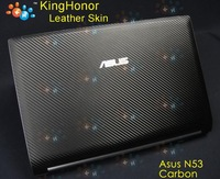 Original KH Special Laptop black carbon Cover Fit Asus N53