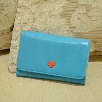 Women's wallet 2013 summer fashion wallet card holder love candy hangdbag