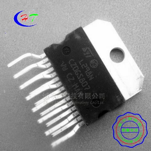 L298N L298 ZIP-15 Stepper Motor Driver Smart Car(China (Mainland))