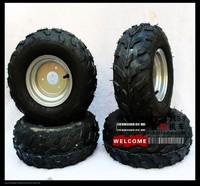 Refires four wheel motorcycle tyre atv 16x8-7 tyre rim full set of off-road motorcycle tyre