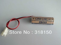 original FUJI FDK CR8.LHC 3V CR17450SE PLC Lithium battery made in japan 1pcs/lot free shipping