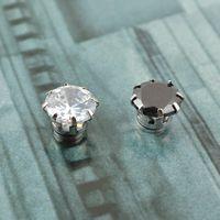 88 male women's single magnetic magnet sex earrings no pierced stud earring accessories