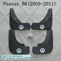 Free shipping/Car Mudguards/High quality Original car Mudguards for VW  PASSAT B6 2005-2011/one set 4pcs/Wholesale+Retail