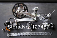 2012 NEW XT M780 780 30 speed Bicycle Derailleur set / Speed change Kit / Cycling Derailleur for disc brake