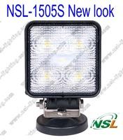 cheap price 10pcs free shipping 10-30V 15w led work light ,led work lamp ,led working lighting ,12months warranty