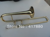 Factory direct   new gold soprano loudspeakers trombone children beautiful voice