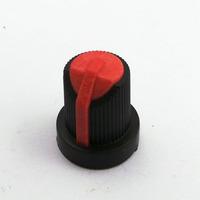 Potentiometer knob,red Volume knob