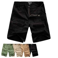 Outdoor Sports Quick Dry  Thin Shorts  Hiking Camping Cycling Cotton Casual Half length Men's Shorts