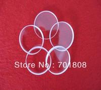 JGS2 clear quartz glass discs 20*0.5mm us$ 4.5/piece