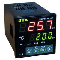 Sestos Digital PID AC 110-240V Temperature Control Controller Current&Relay Output D1S