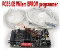 Free shipping! PCB5.0E Willem EPROM programmer, BIOS009 PIC