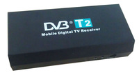 Digital Car DVB-T2 TV Receiver HDMI 1080P CVBS car dvb t2 with 40km/h speed maximum high Speed H.264 MPEG4