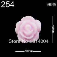 22 MIXED STYLES Free Shipping Wholesale/Nail Supply, 200pcs DIY FLOWER Nails Design/Nail Art, Unique Gift  #254