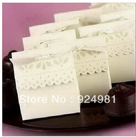 Free shipping 100pcs/lot Wedding milk color candy box Wedding Dress Tuxedo Favor Gift Boxes wedding favors party gifts