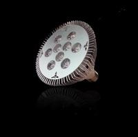 Free shipping by Fedex ,Hot sale!!High Quality LED Light PAR 38 9W Spotlight E27 85V-265V Cold White Warm White