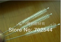 HOT  stainless steel cleaning brush  straw cleaning brush (5000 pcs/lot)+Free shipping