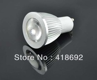 9W spotlights gu10,high quality spot led gu10 220v,Dimmmable spotlights 9*1W bulb