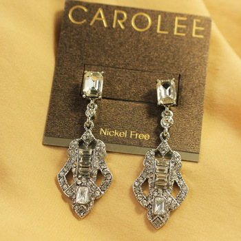 Luxury Artilady vintage bohemian crystal brand earrings accessories jewelry summer 2014 hotsell