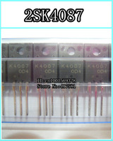 (ORIGINAL)  SANYO   2SK4087  K4087     TO-220F    Integrated Circuit